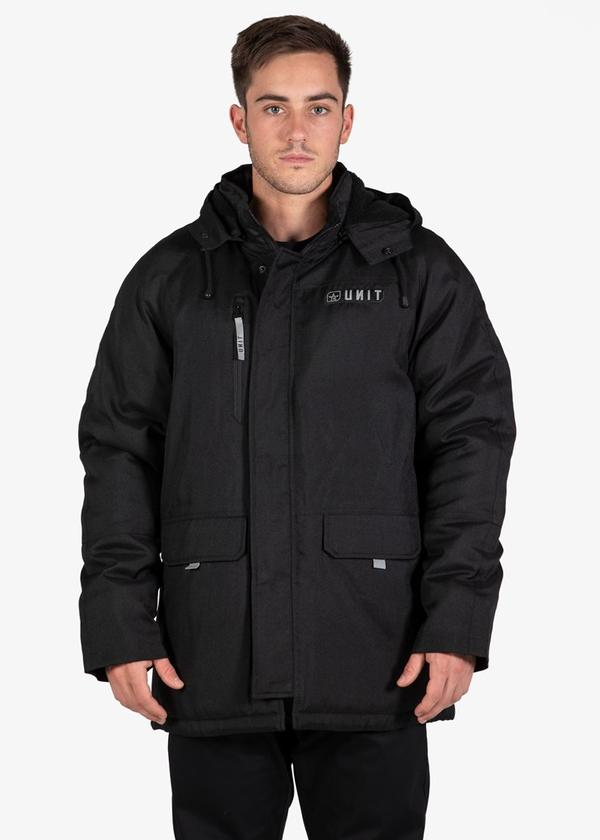 MENS JACKET HOOD SECTOR