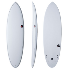 Load image into Gallery viewer, ELEMENTS HDT HYBRID SHORT 6'2 BOARD