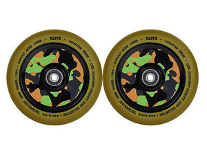 WHEELS SCOOTER ELITE AIR RIDE GUM CAMO