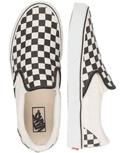 Load image into Gallery viewer, VANS CLASSIC SLIP-ON CHECKER