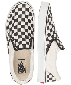 VANS CLASSIC SLIP-ON CHECKER