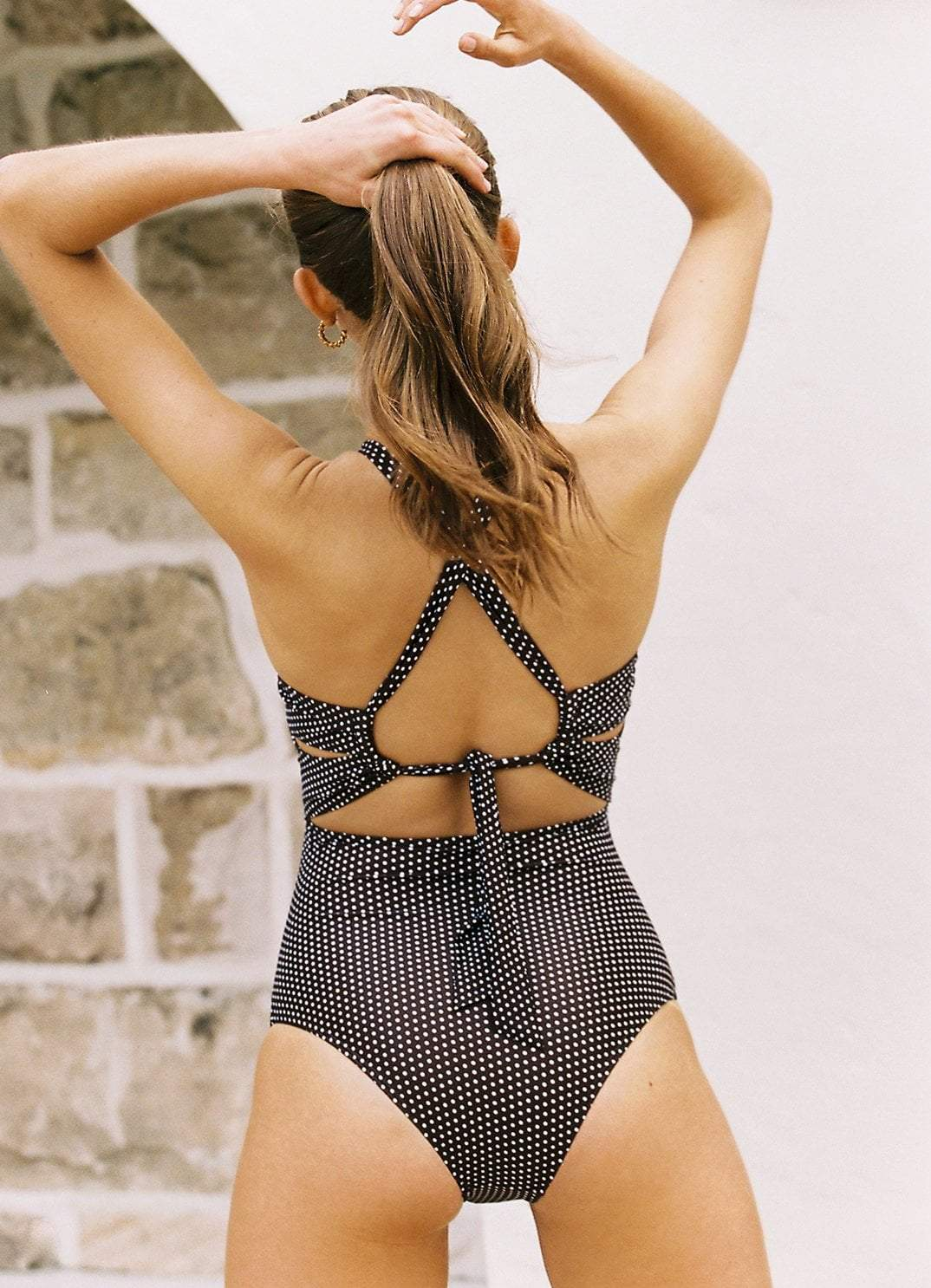September Cut Out One Piece