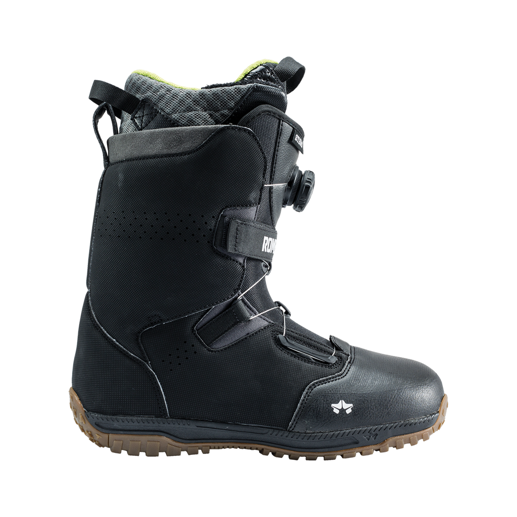 Rome Stomp Lace Snowboard Boots 2018-2019 | Rome Snowboards