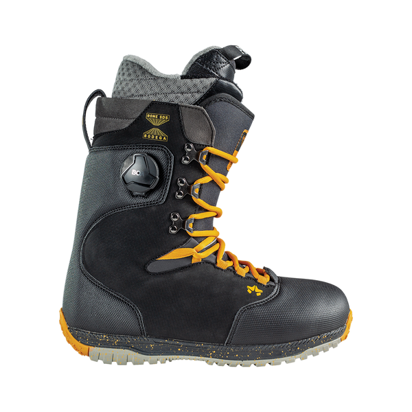 Rome Bodega Hybrid BOA snowboard boots 2020 2021 by rome snowboards