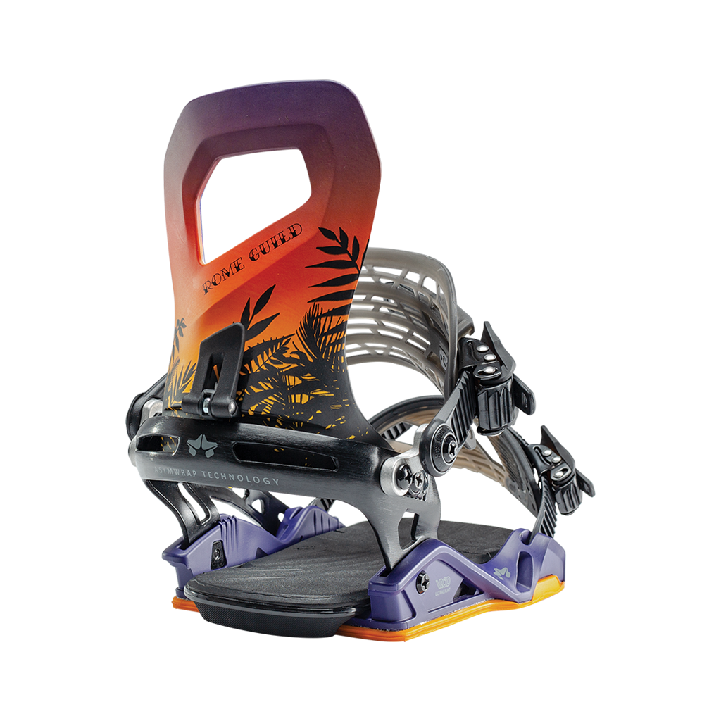 Rome Guild (Sample) Womens Snowboard Bindings 2019-2020 | Rome Snowboards