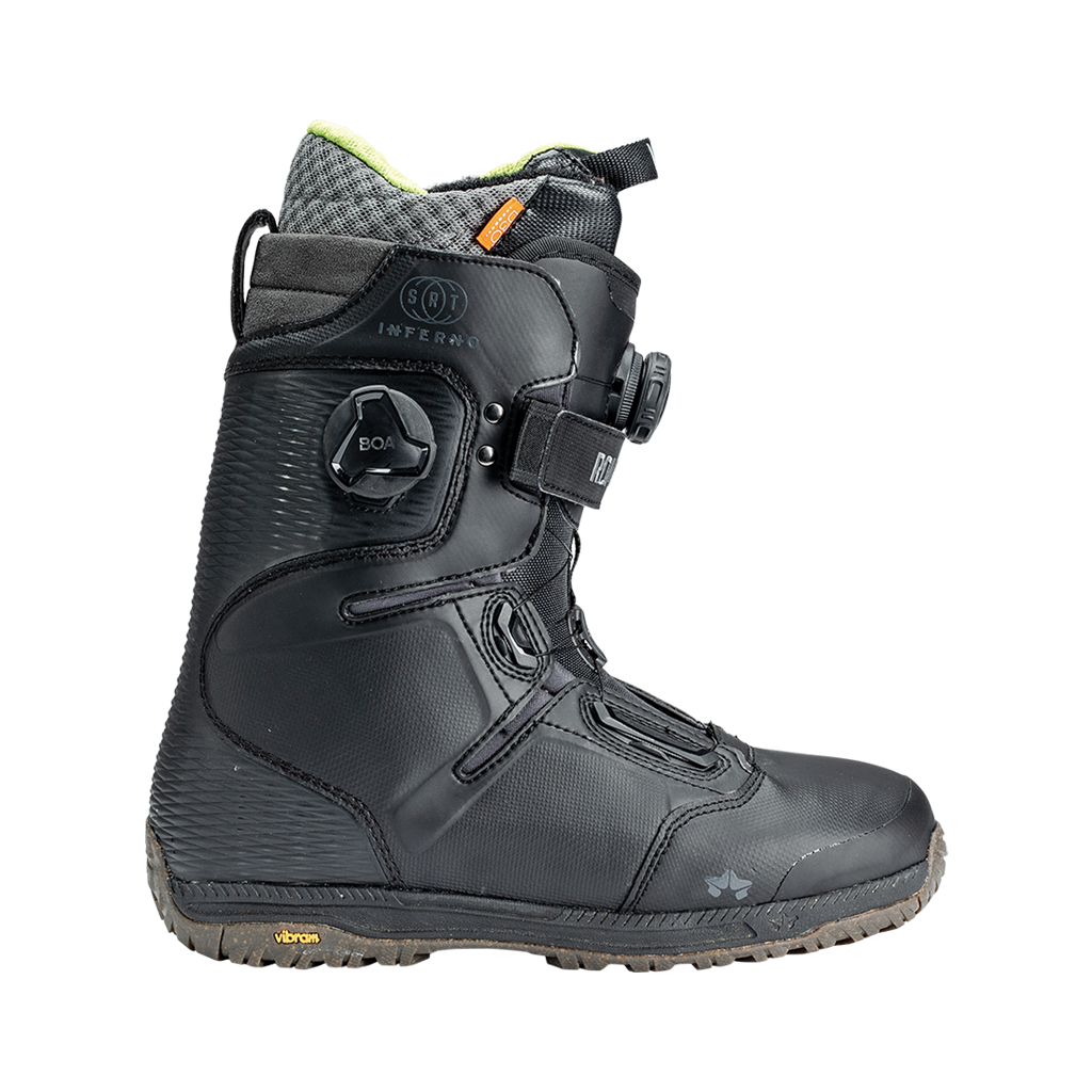 Rome Inferno SRT Snowboard Boots 2019-2020 | Rome Snowboards