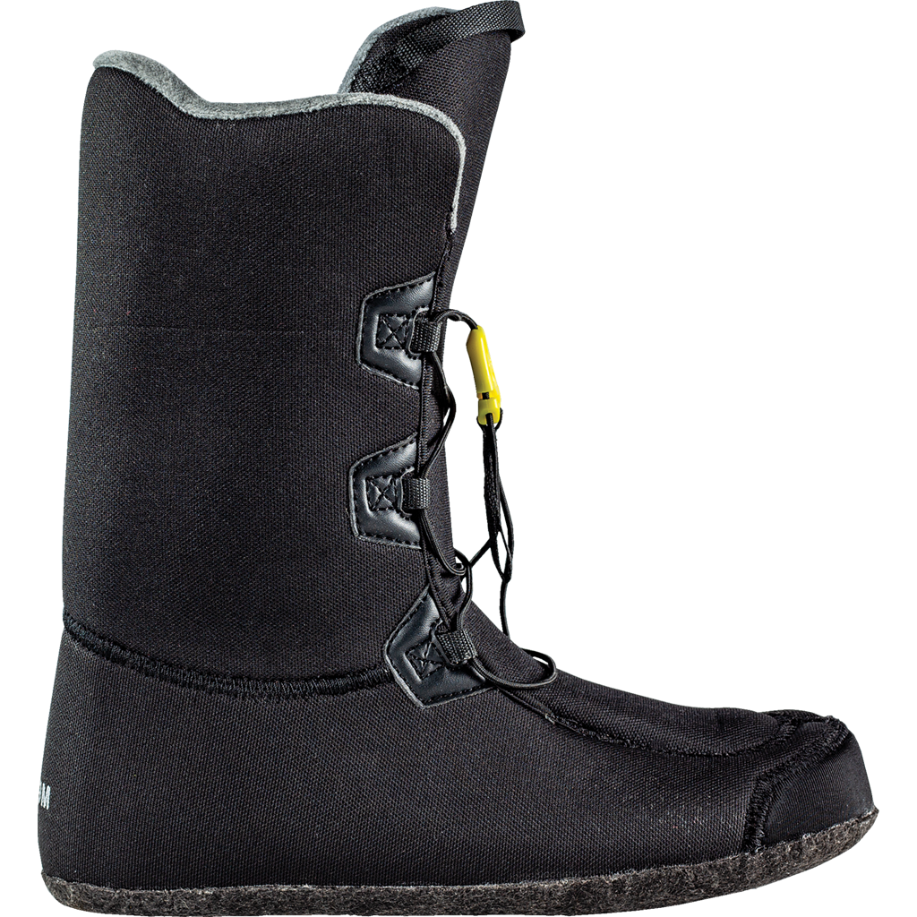 heat-moldable snowboard boots