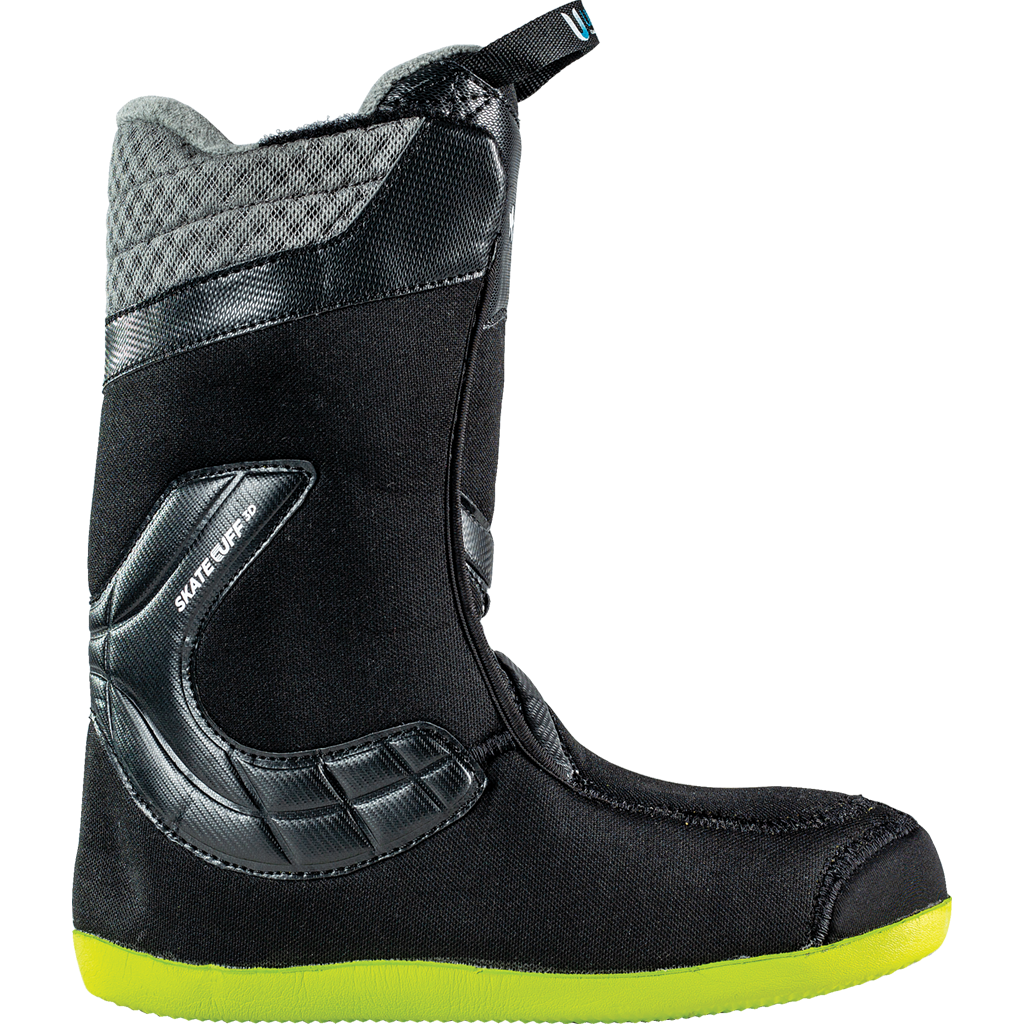 Ultralon foam for snowboard boot liners