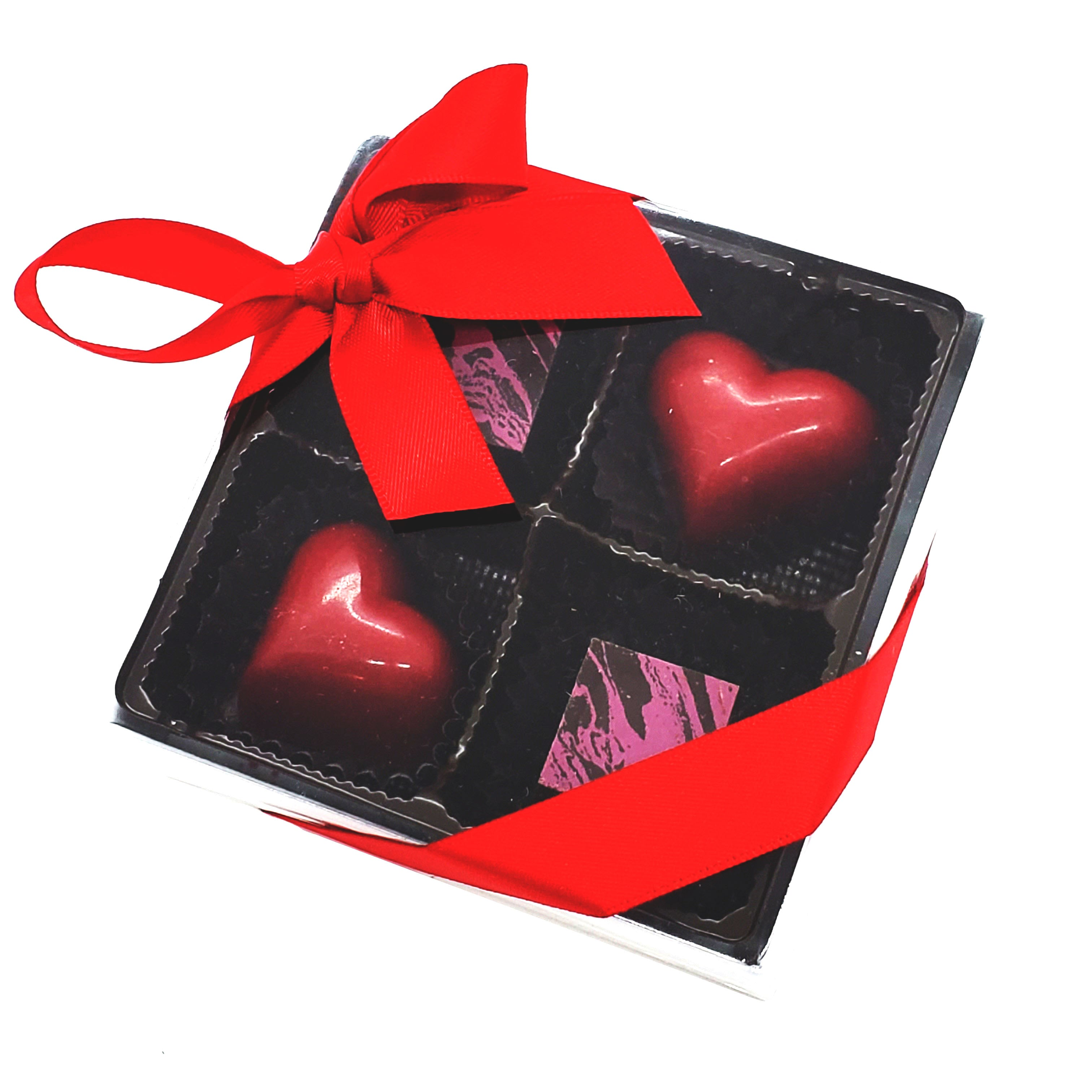 Zoë's Chocolate Co. 4-pieces gift box