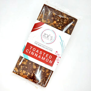 Zoë's Chocolate Co. Toasted Cinnamon Bar