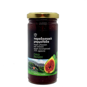 Traditional Fig Jam from Pelion