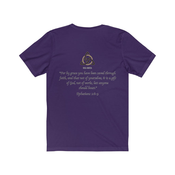 Ephesians 2:8 Saved By Grace T-Shirt