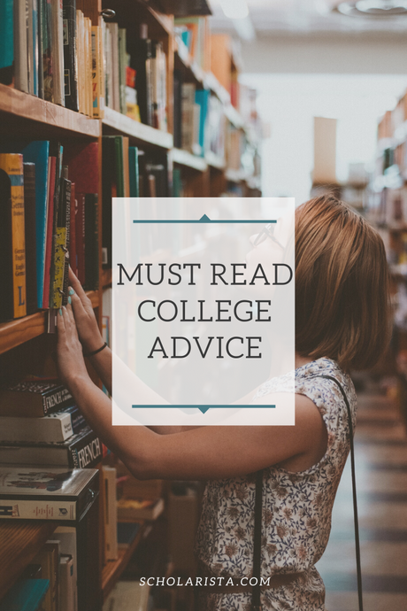 Must Read College Advice