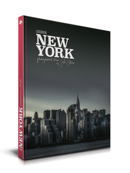 Logbuch New York