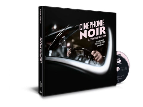"Earbook ""Cinephonie Noir"" (Bildband & CD)"