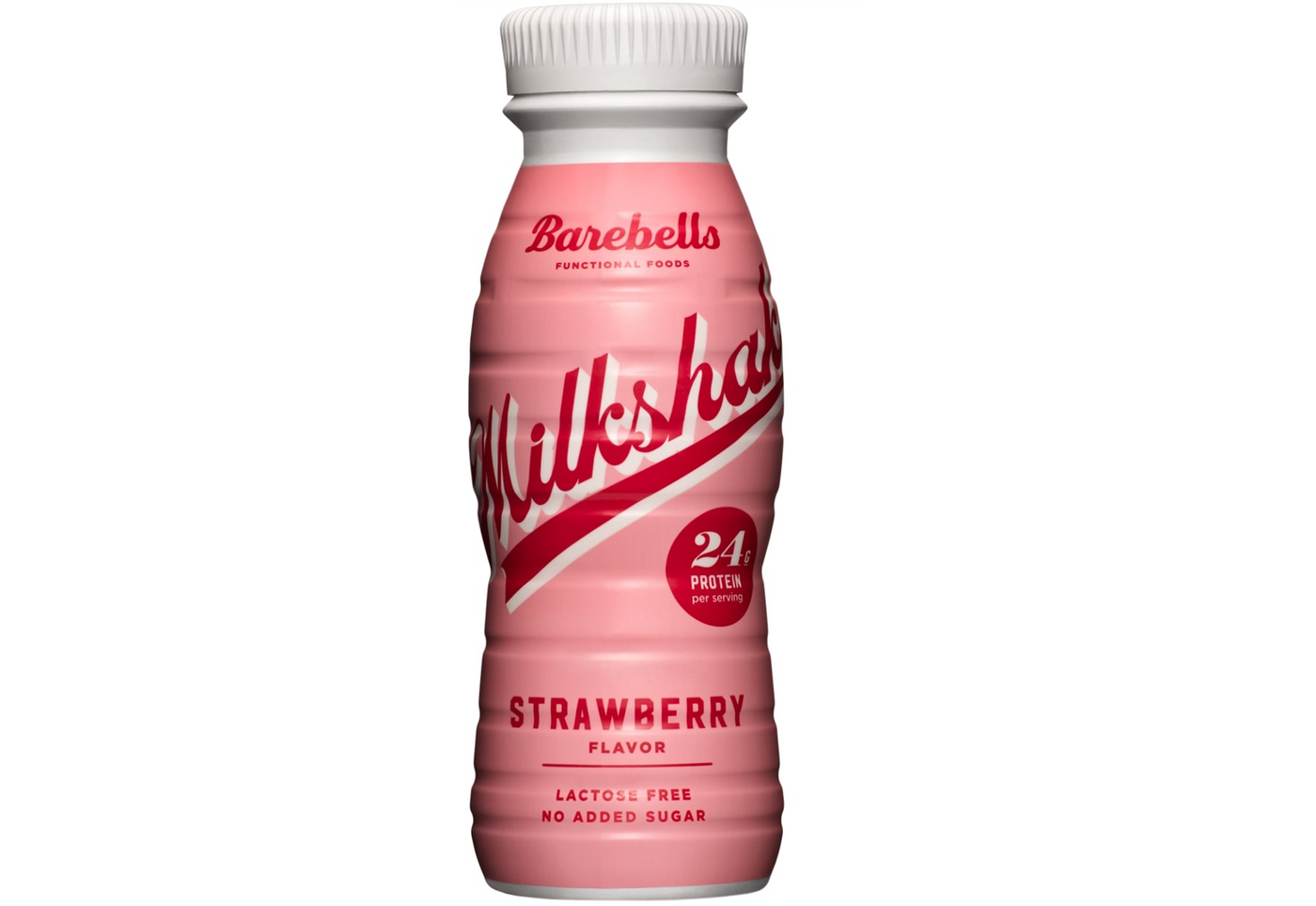 Barebells<BR> Protein Milkshake Strawberry