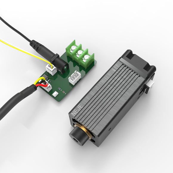 3500mW Laser Module with Interface transfer board