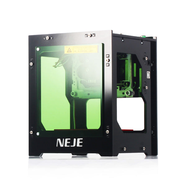 NEJE KZ 3000mW High Speed Mini USB Laser Engraver Carver Automatic DIY Print Engraving Carving Machine