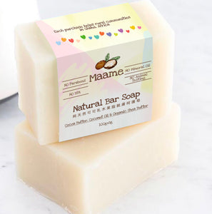 100% Natural and Organic Handmade Soaps