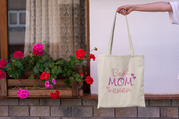 Tote Bags Best Mom Ever