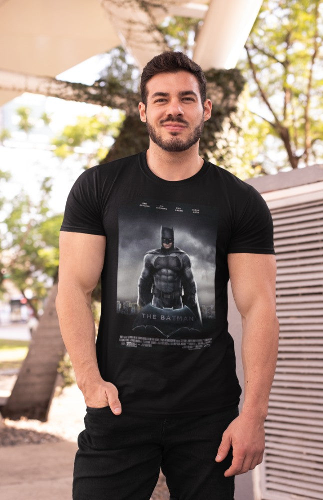 Camiseta Hombre - The Batman - Original Movie Poster