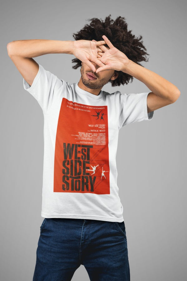 Camiseta Hombre - West Side Story - Original Movie Poster