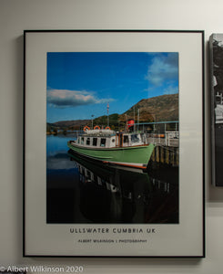 Framed Print, Ullswater, UK