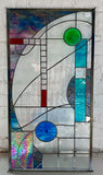 Contemporary Geometric Panel
