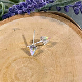 Swarovski Cone Shaped Studs