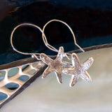 Big Starfish Earrings
