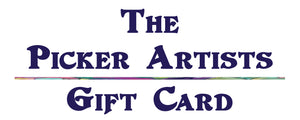 Picker Artist Gift Cards