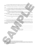 SN 1406A Small Estate Affidavit -- Testate Estate (OR)
