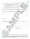 SN 146 Claim of Possessory Lien and Notice of Foreclosure Sale (OR)