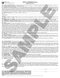 WA 13.5AB Rental Agreement Set, Pages 1 and 2 (WA)