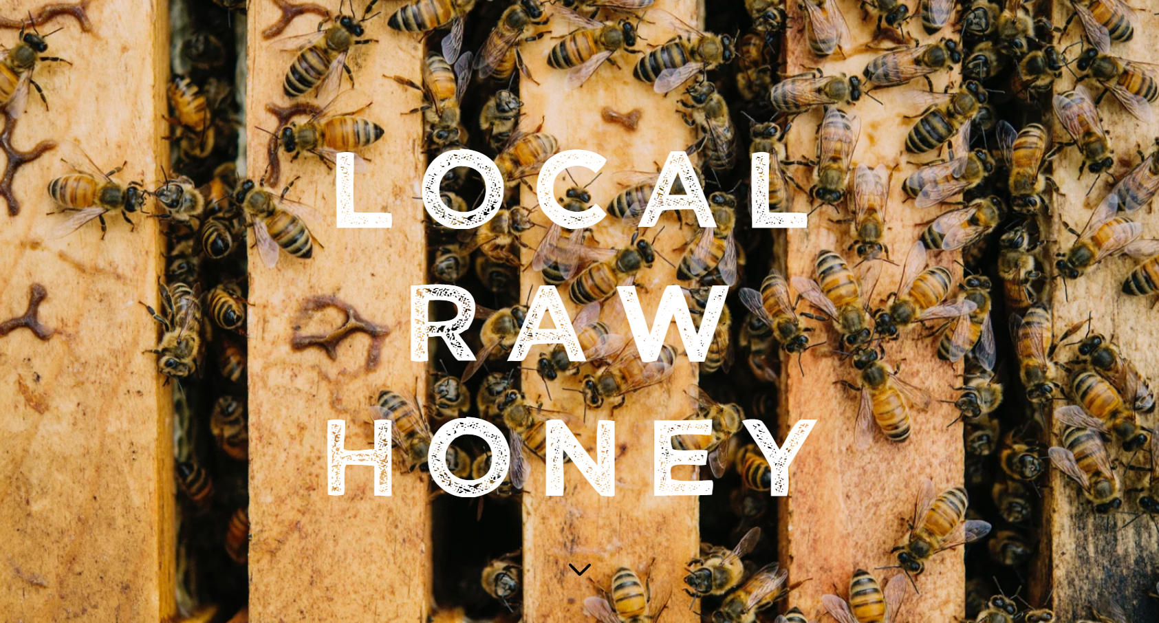 Local Raw Hawaii Honey