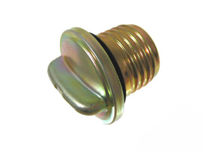 Gas Cap, Non Locking Threaded