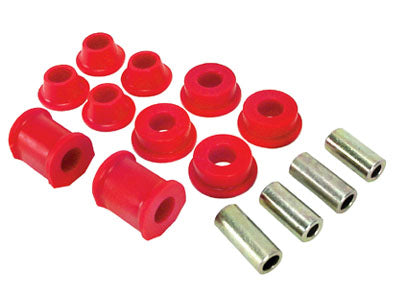 Urethane Control Arm Bushing Kit, Fits 1974-79 Super Beetle, 15 Pieces