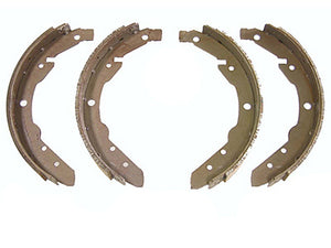 Rear Brake Shoe Set, Rear, 1964-70 VW Bus