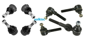 Ball Joint & Tie Rod End Kit Beetle Ghia 1968-79