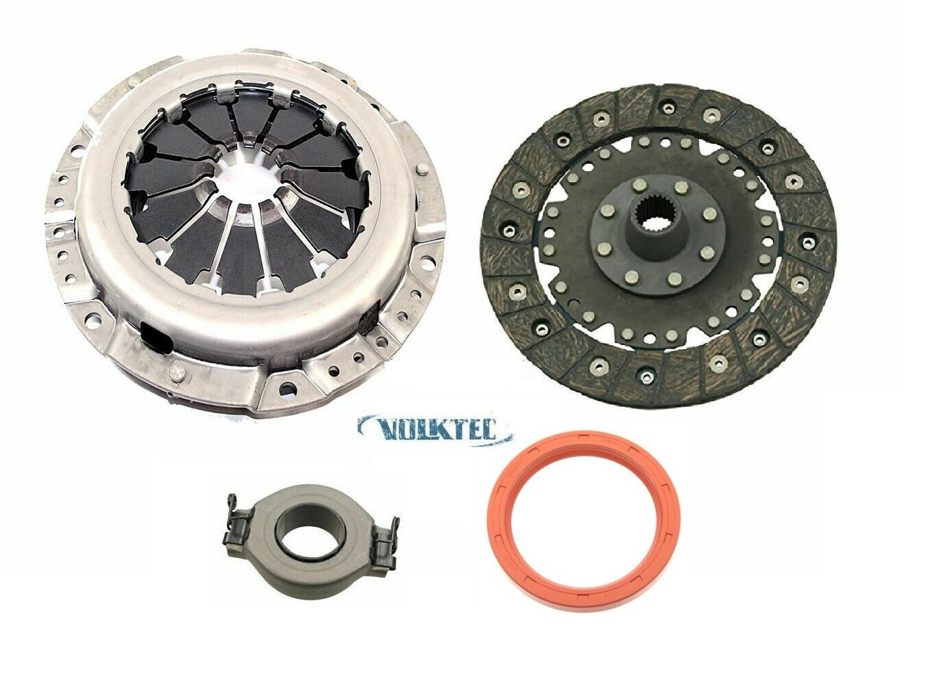 Clutch Kit (Rigid Disc) Pressure Plate,Bearing 200mm 1971>79