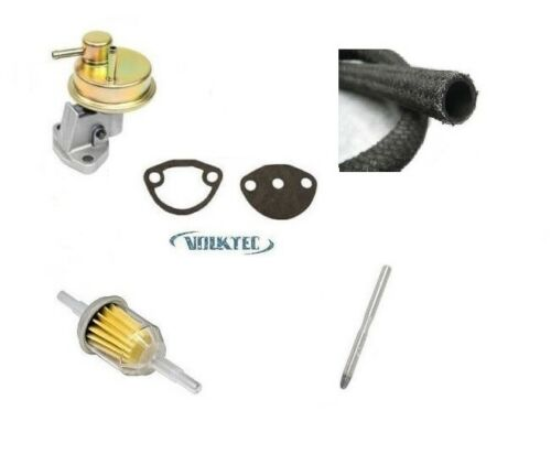 Mechanical Fuel Pump Kit Generator Style 1960-1970 Beetle Bug Ghia Bus