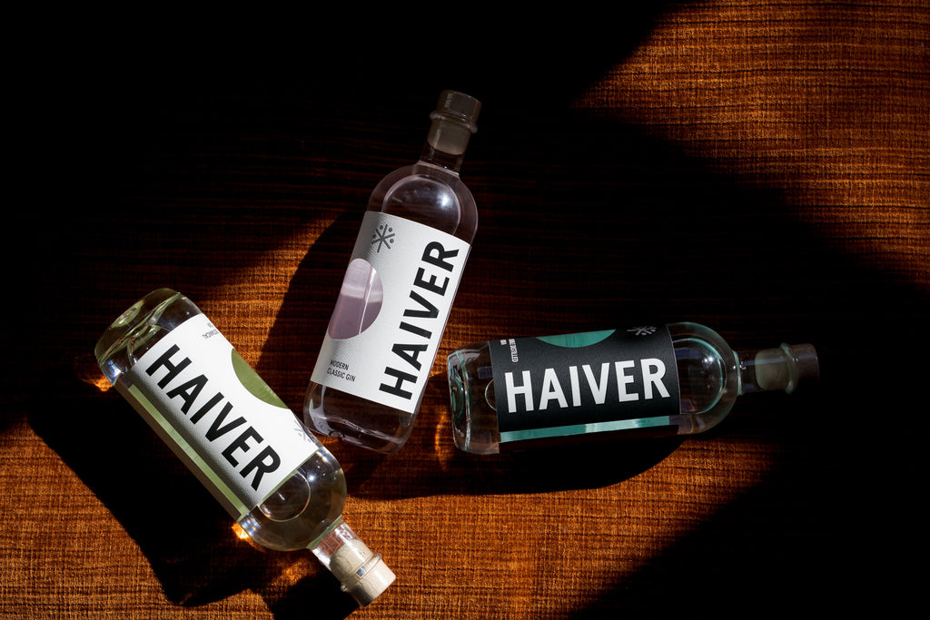 haiver spirits gin and vodka