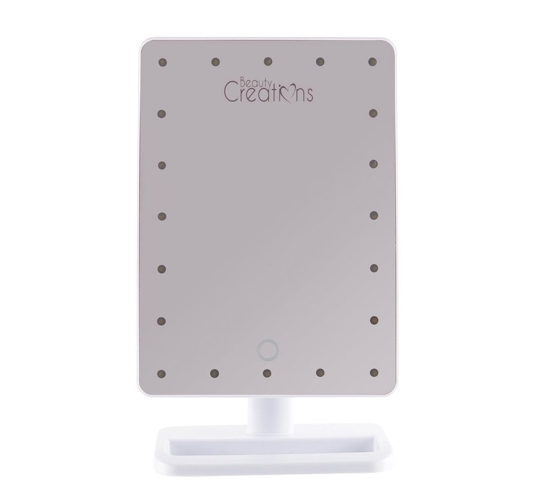 Beauty Creations Mirror - WHITE