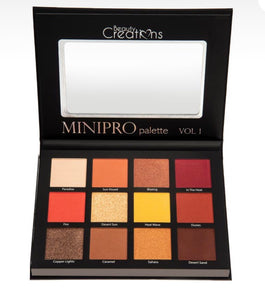Beauty Creations Mini Pro Pallete