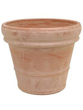 Load image into Gallery viewer, Terracotta plant pot Doppio D45cm