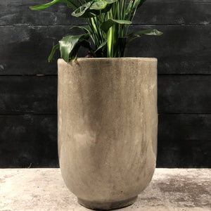 Pho Nougat glazed planter