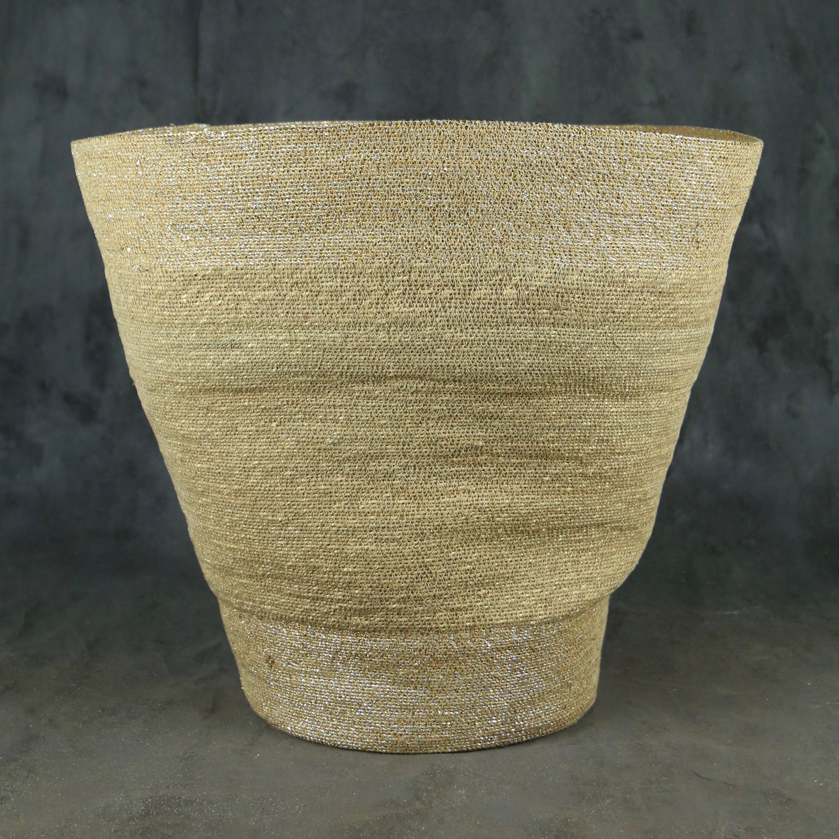 Nude seagrass basket