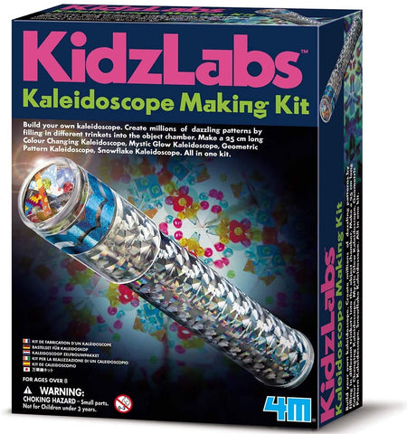 KidzLabs Kaleidoscope Making Kit