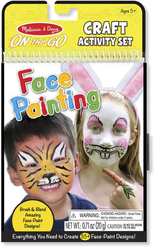 Melissa and Doug On the Go Face Painting