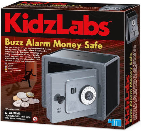 KidzLabs Money Safe